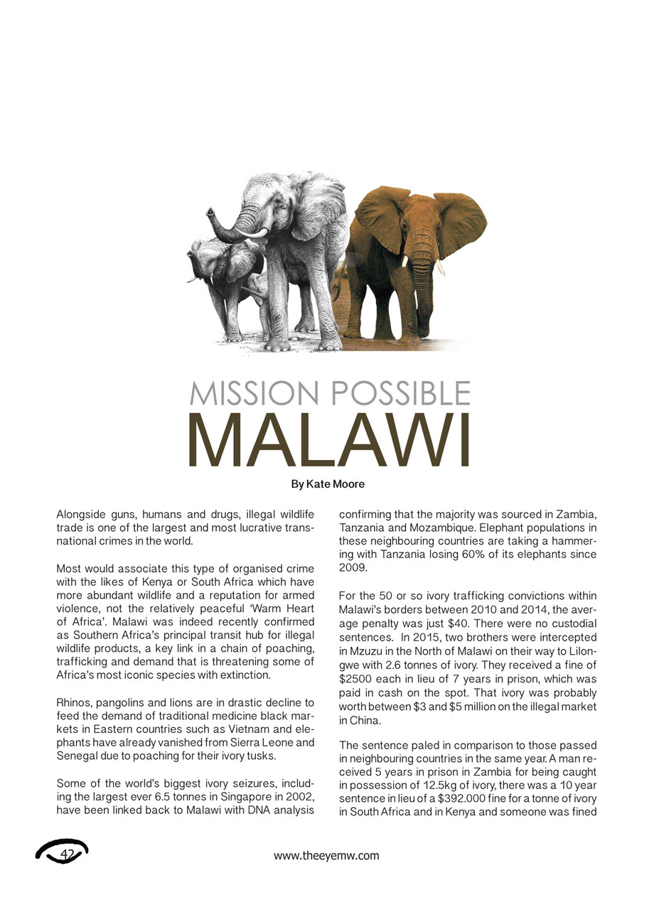 mission possible malawi